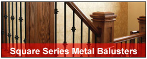 square-metal-balusters (Iron Balusters Canada)